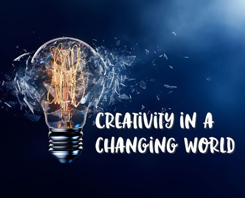 creativity in a changing world