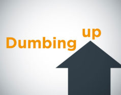 Dumbing up featured image