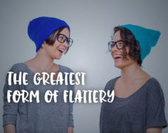 The greatest form of flattery featured image removed