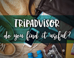 TripAdvisor…do you find it useful? featured image removed