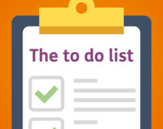 The to do list. featured image