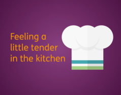 Feeling a little tender in the kitchen featured image