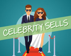 Celebrity sells… featured image