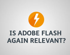 Is Adobe Flash again relevant? featured image removed