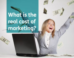What is the real cost of marketing? featured image