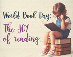 World Book Day: The joy of reading… featured image removed
