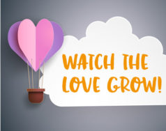 Watch the love grow! featured image