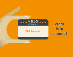 What is in a name? featured image