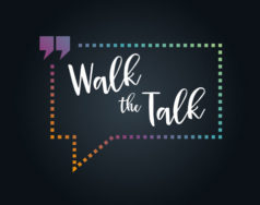 Walking the talk featured image