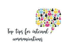 Top tips for internal communications featured image