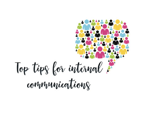top tips for internal communicaTIONS