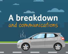 A breakdown and communications: Based on surreal events featured image
