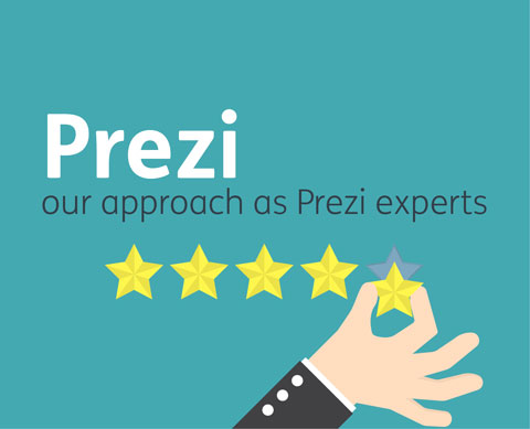 our approach to Prezi