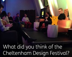 Cheltenham Design Festival 2013: Our thoughts featured image