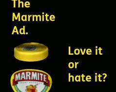Love it or Hate it – The new Marmite TV ad? featured image removed