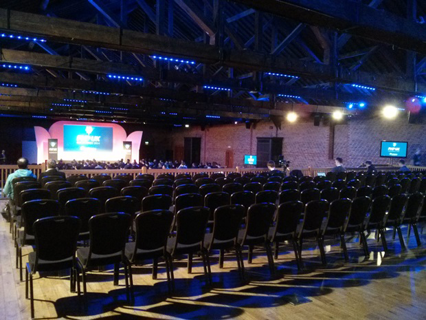 A photo from the PHP UK Conference 2014
