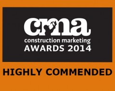 We've won a Construction Marketing Award featured image