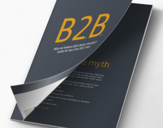 B2B Marketing. 2nd Best? featured image