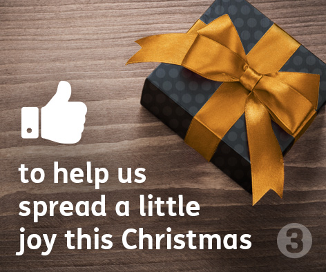 like to help us spread a little joy this Christmas