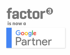 We are an accredited Google Partner Agency featured image removed