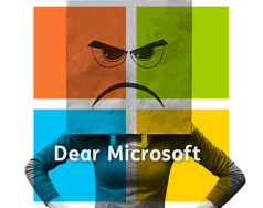 Dear Microsoft featured image removed