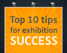 Top 10 tips for exhibition success featured image