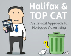 Halifax and Top Cat: an unusual approach to mortgage advertising featured image