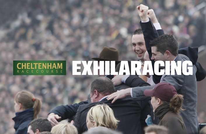 Ade's headline highlights: Cheltenham Racecourse - Exhilaracing
