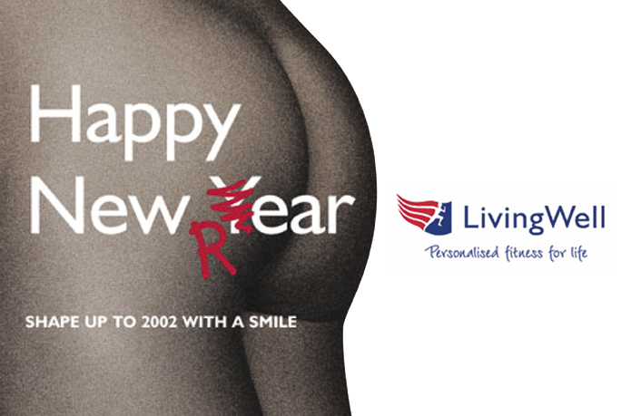 Ade's headline highlights: LivingWell Happy New Rear