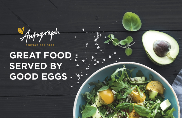 Ade's headline highlights: Autograph - Great food served by good eggs