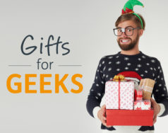 Gifts for geeks 2016 featured image