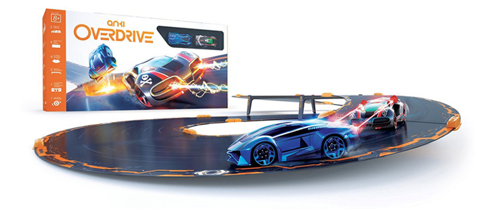 a photo of the anki overdrive starter kit - featured in gifts for geeks blog