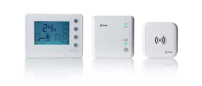 a photo of the Hive thermostat - the perfect present for a geek this christmas