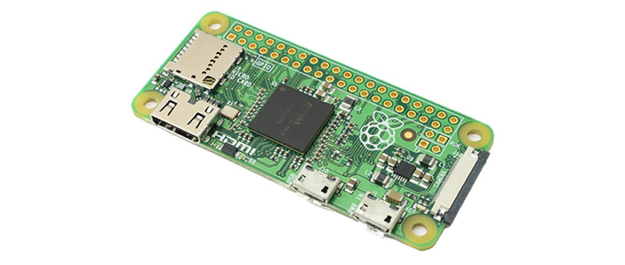 rasberry pi zero image for a blog post called gifts for geeks