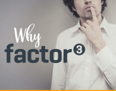 Why Factor 3? featured image