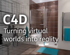 C4D: Turning virtual worlds into reality blog post image