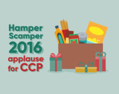 Hamper Scamper 2016: Applause for CCP featured image