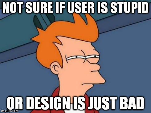 Ux strategy meme saying