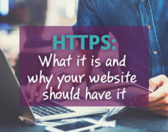 HTTPS: What it is and why your website should have it featured image