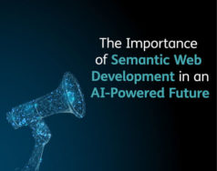 The importance of semantic web development in an AI-powered future featured image