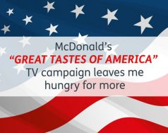 "McDonald's ""Great Tastes of America"" TV campaign leaves me hungry for more featured image"