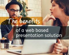 The benefits of a web based presentation solution featured image removed