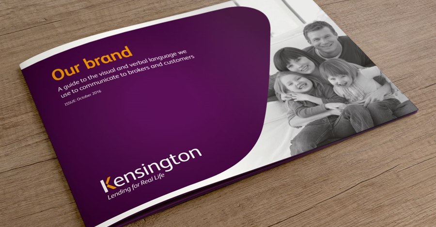 kensington brand guidelines