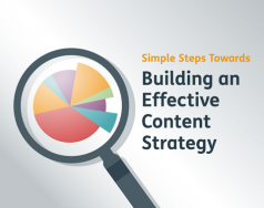 Simple Steps Towards Building an Effective Content Strategy blog post image