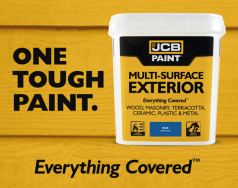 JCB Paint<sup>®</sup> – One Tough New Paint. Everything Covered<sup>™</sup> blog post image