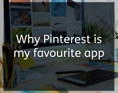 Why Pinterest is one of my favourite apps featured image